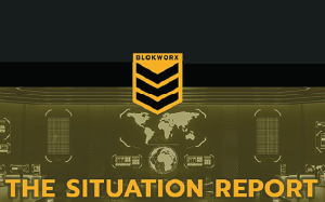 Situation Report Newsletter Header